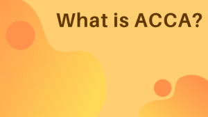 What is ACCA? ESA laws