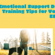 1 Emotional Support Dog Training Tips for Your ESA