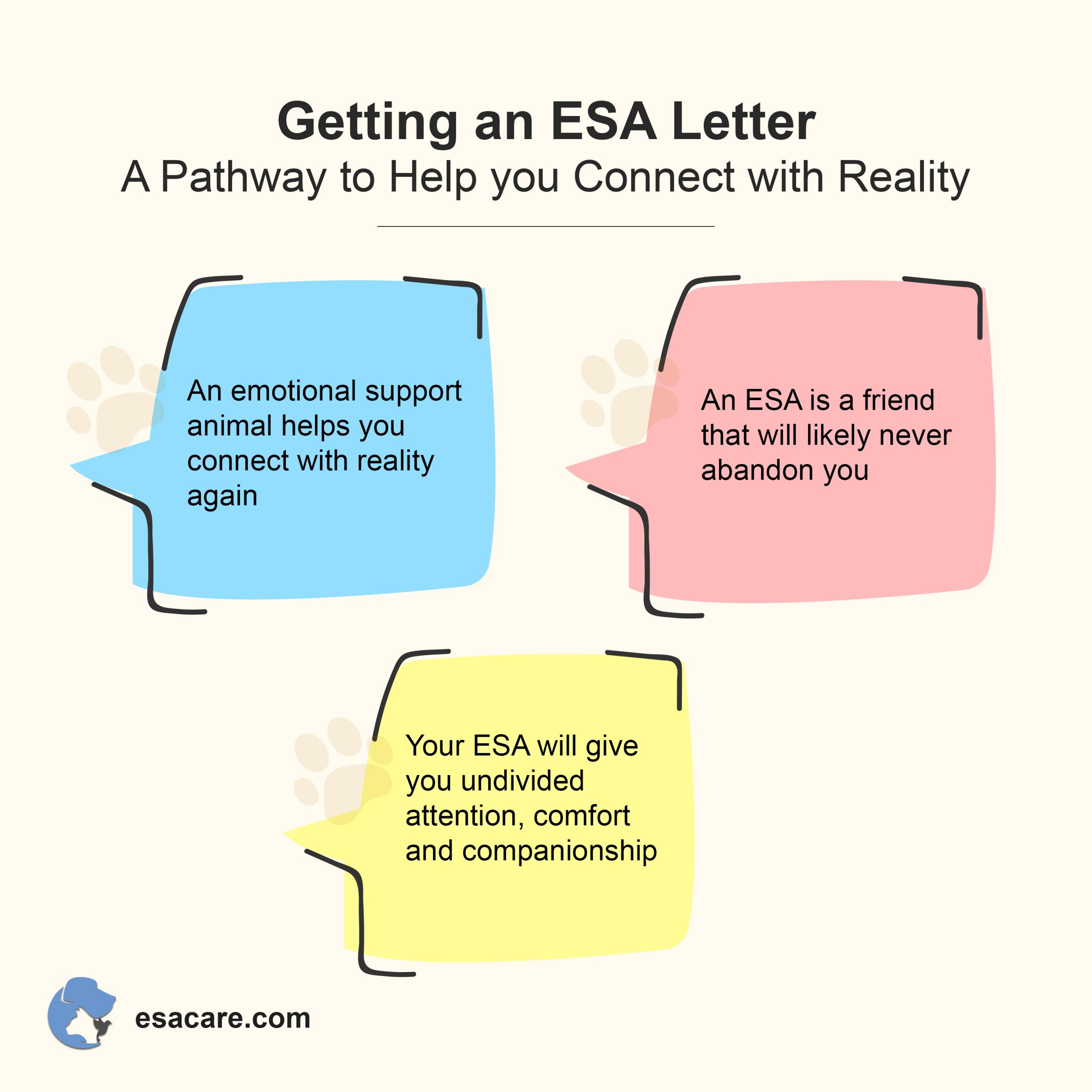 get an esa letter