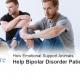 ESA for bipolar disorder