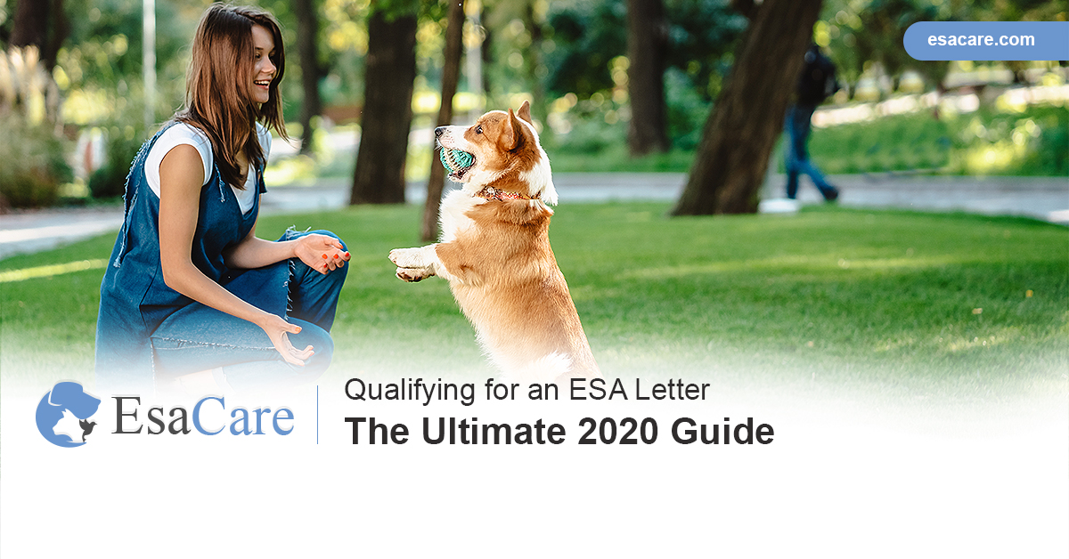 ESA letter qualification