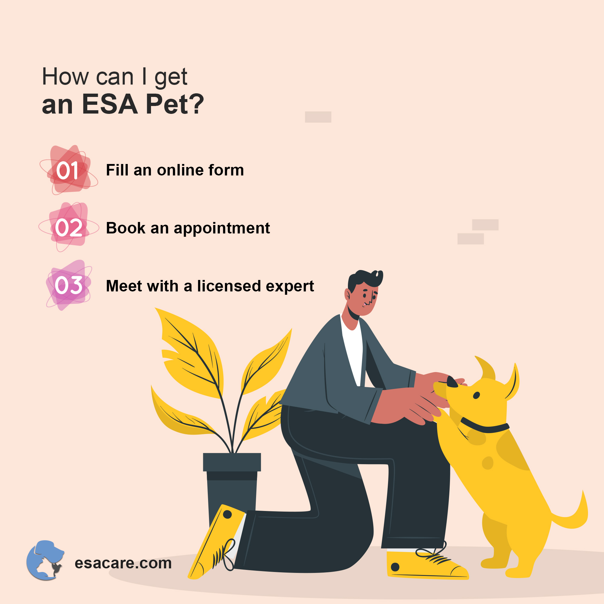 Emotional Support Animal Application