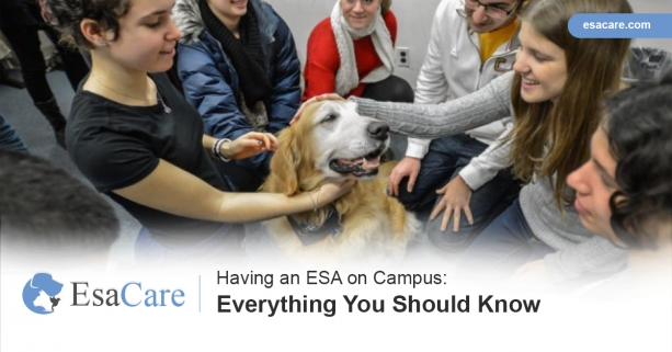 ESA on Campus