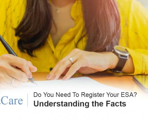 ESA Letter Registration