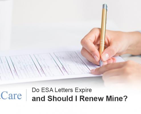 ESA Letter Expire