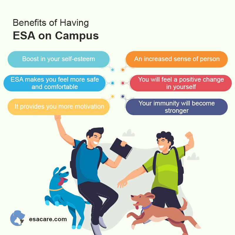 ESA on Campus